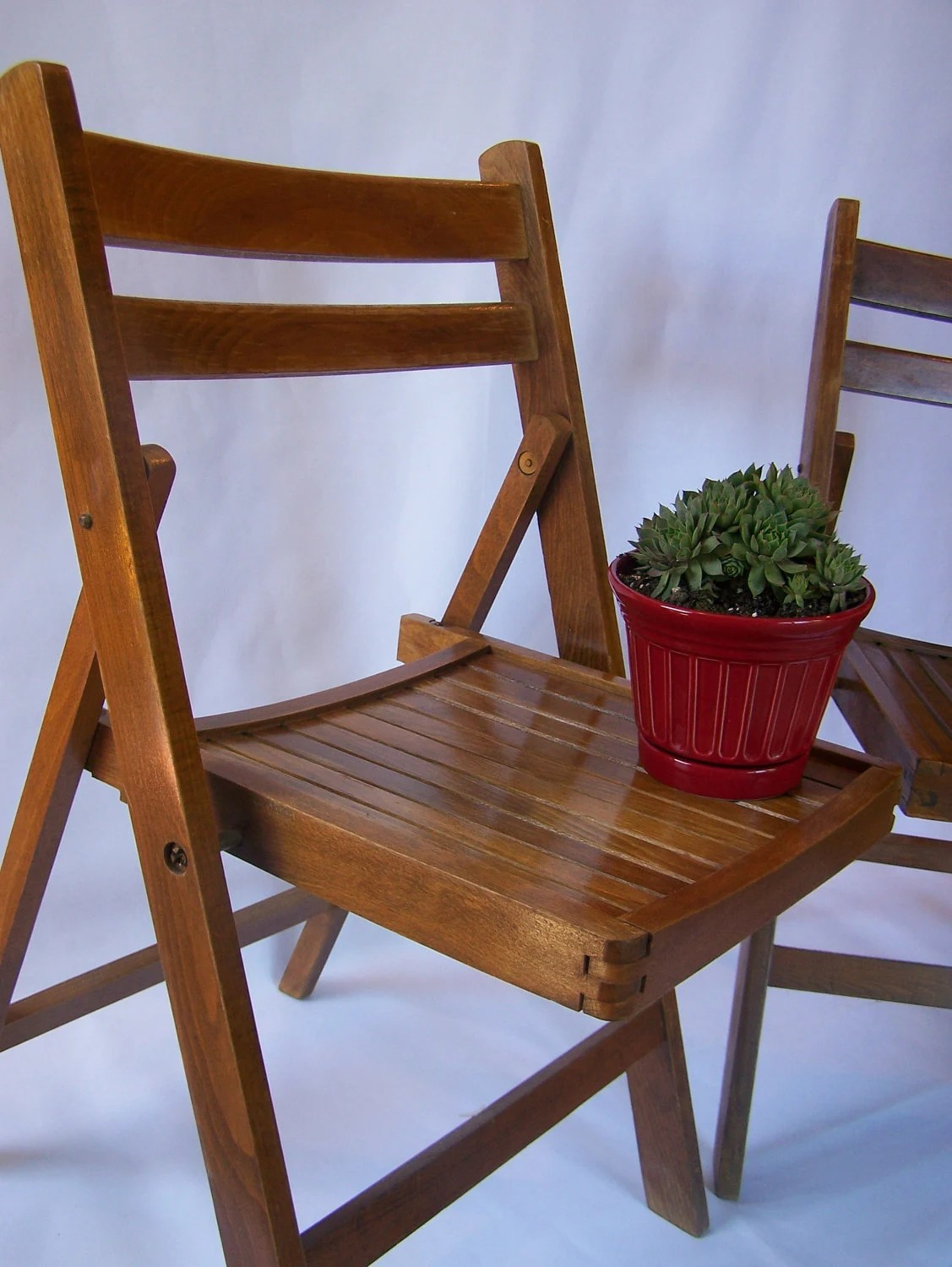 antique folding chair mint green covers wooden chairs furniture