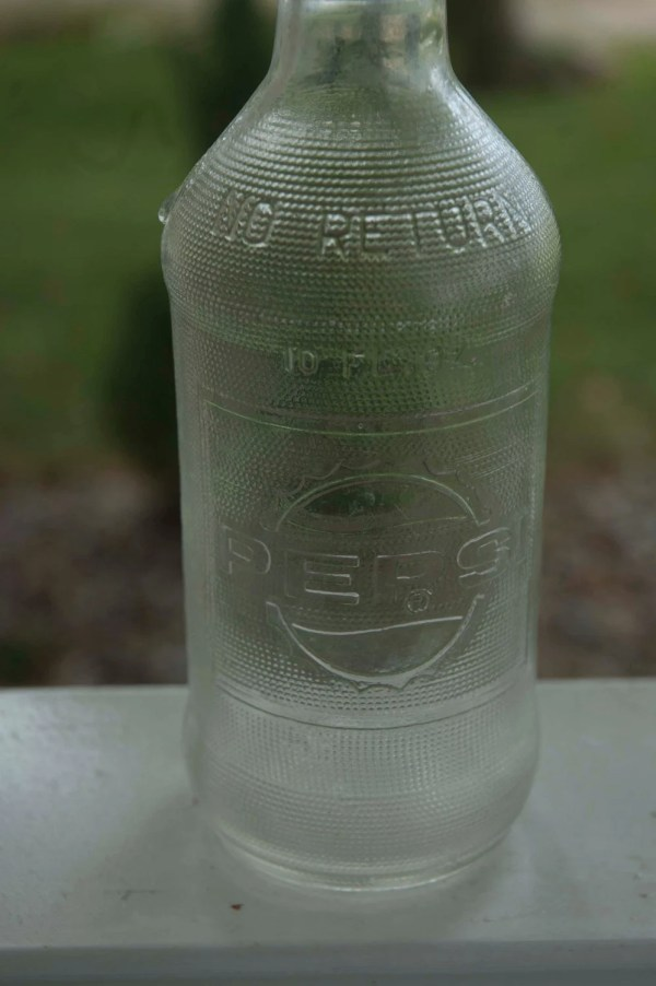 Items Similar Vintage Seventies Pepsi Cola Glass Bottle