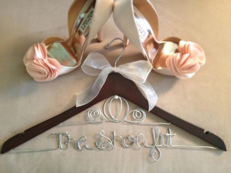 Bridal Hanger / Brides CINDERELLA Hanger / Disney Hanger