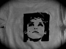 Edie Sedgwick Andy Warhol Chelsea Girls T-shirt Onesie