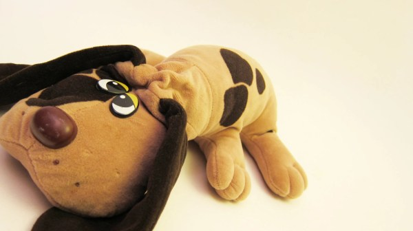 Pound Puppies Toys Vintage