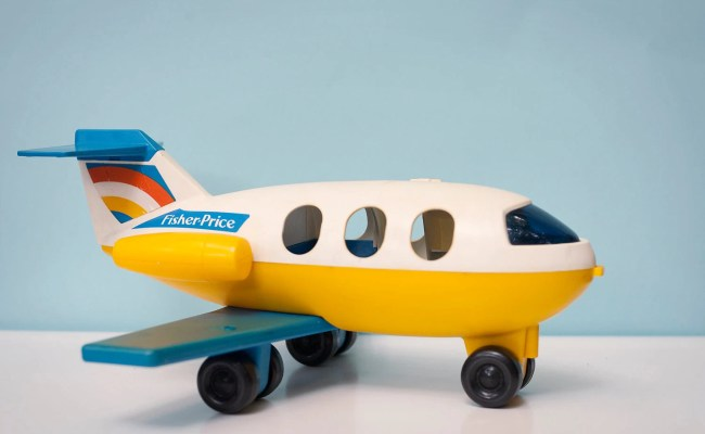 Items Similar To Vintage 1980 Fisher Price Toy Airplane