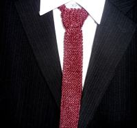 Knit Tie Mens Knit Tie Knit Ties Knitted Tie Men by