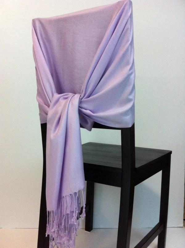 Lavender Pashmina Scarf Shawl