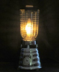 Our Lady of Perpetual Daiquiris blender lamp by 4fLighting ...