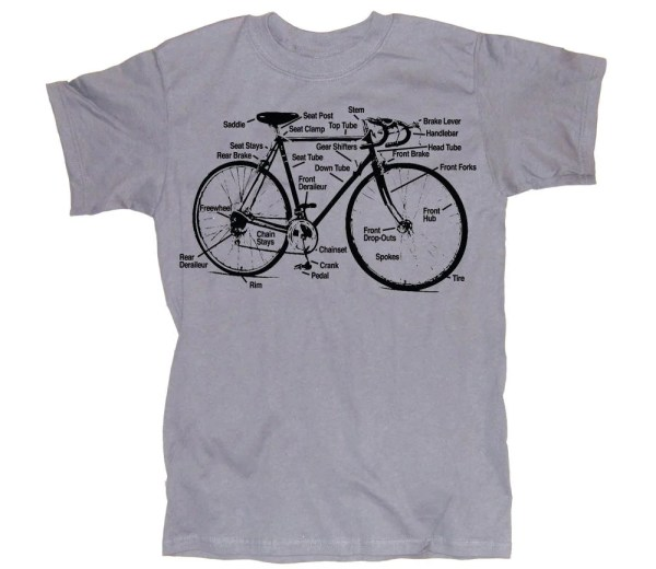 a89afe65 Retro Bicycle Shirt - Year of Clean Water