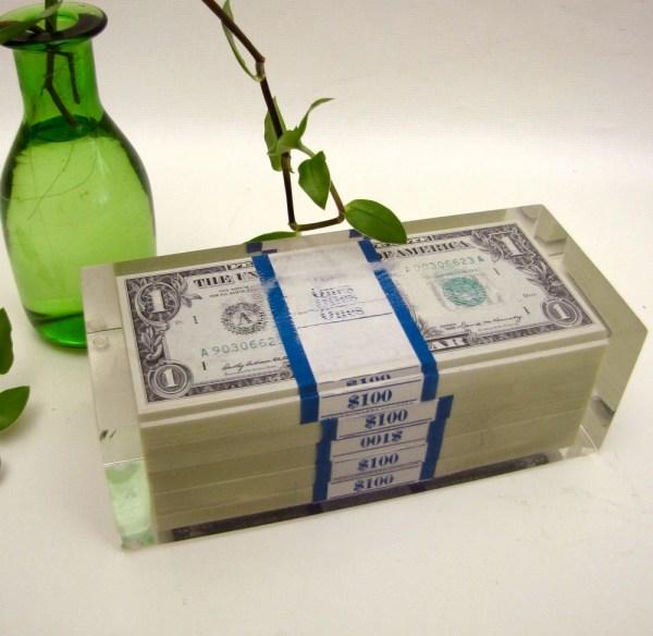 Cash Money Gold Bricks