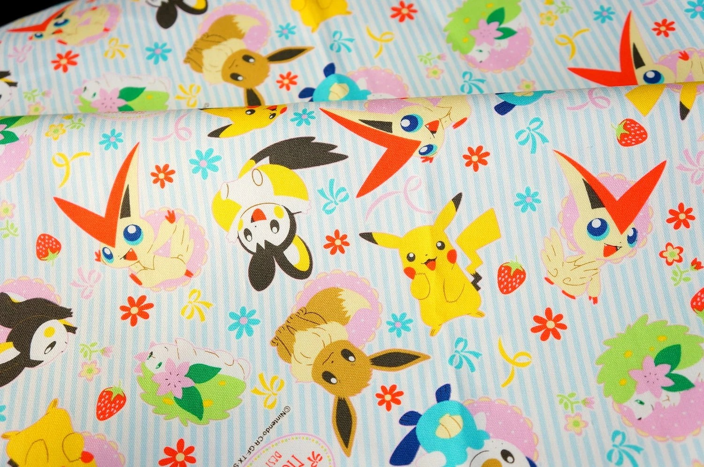 Pokemon Fabric Pikachu Joanns Arts Crafts Finds