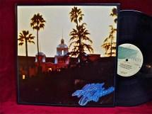 Eagles Hotel California 1976 Vintage Vinyl Gatefold