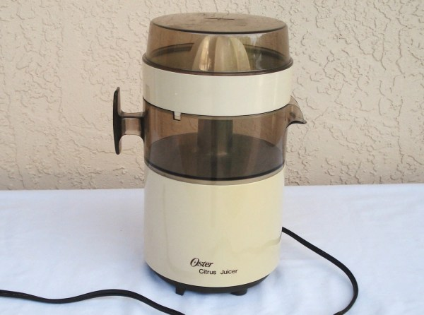 Vintage Oster Automatic Electric Citrus Juicer Models 4100