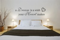 40+ Exclusive Wall Quotes For Bedroom - FunPulp