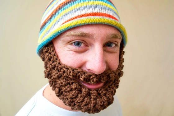 Bearded Hat Costume