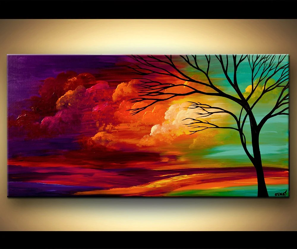 Image Result For Contemporary Wall Art Purple
