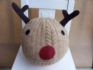 The Rudolph Cap (Large)