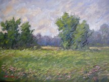original oil painting impressionist