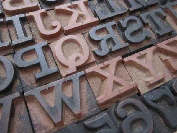 Vintage Rubber Stamps Alphabet And Numbers Theartfloozy