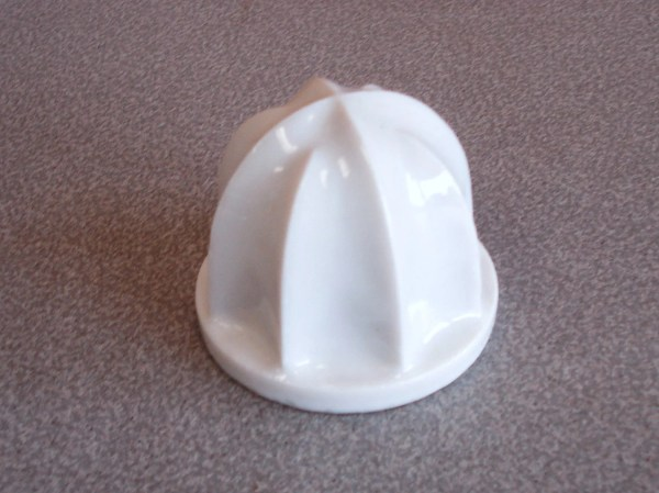 Oster Electric White Citrus Juicer Reamer Replacement Part