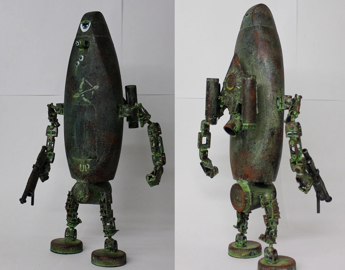 assemblage mean jalapeno soldier