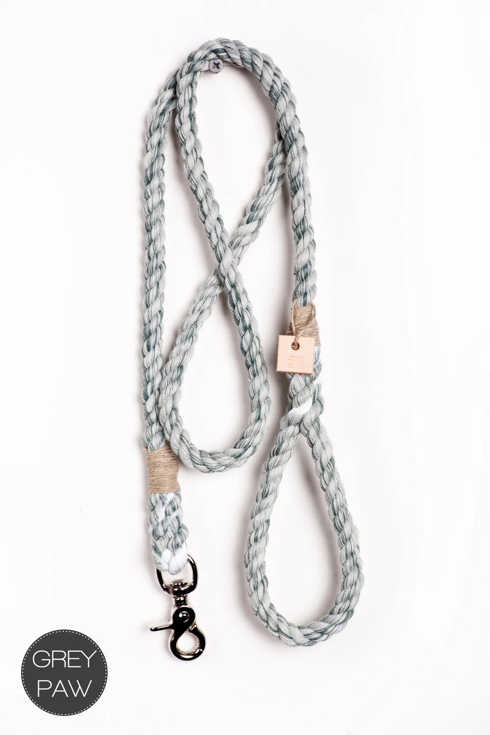 Rope dog lead pet supplies dog collar dog leash: by