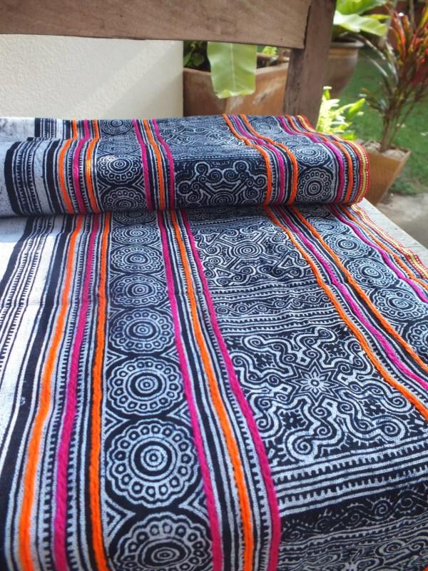 Hmong Textile Fabric