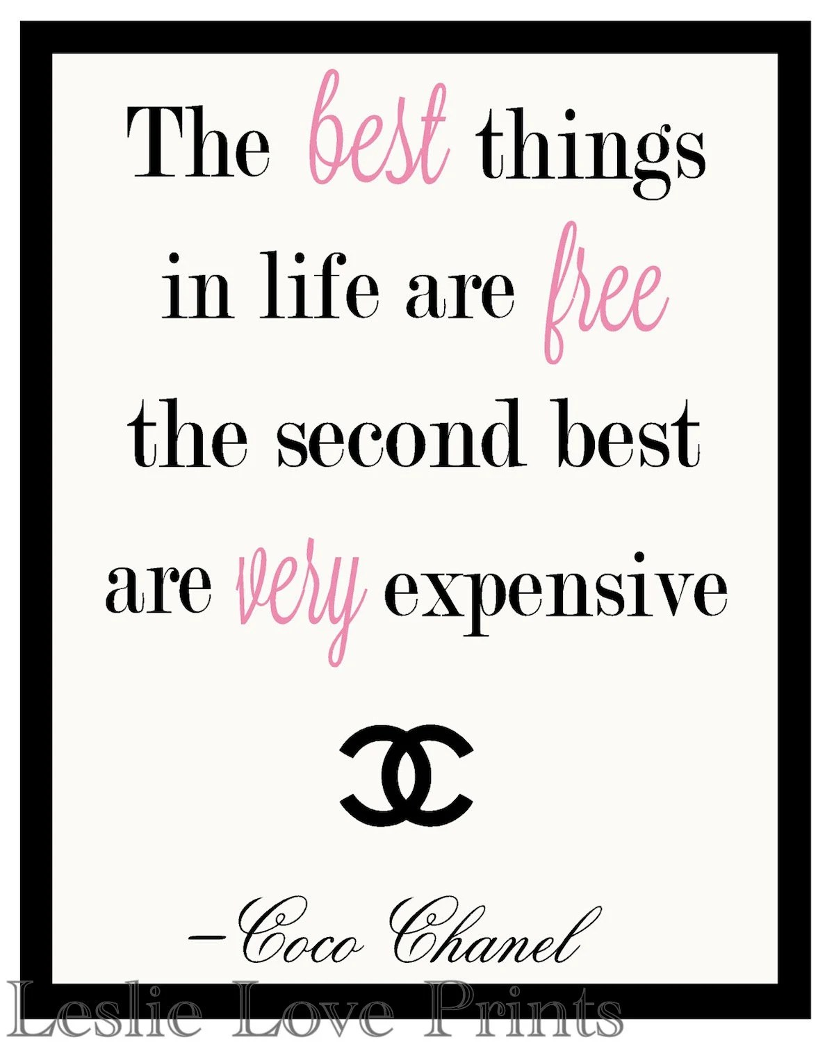 Famous Coco Chanel Quotes. QuotesGram
