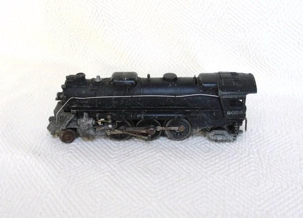 Vintage Lionel Gauge Steam Engine 2026 027