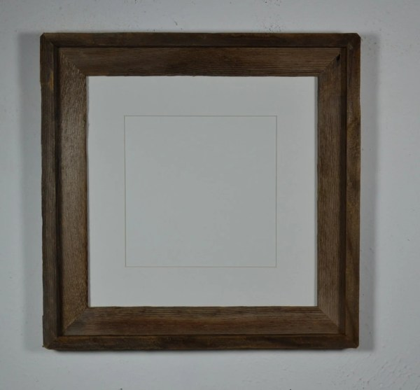 12x12 Rustic Barnwood Frame Beautiful Patina And Barnwood4u