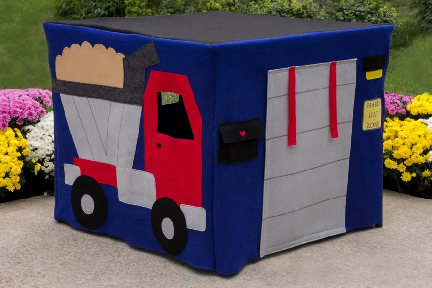 Incredible Card Table Playhouses for Boys You Have to See