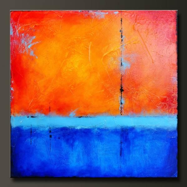 Acrylic Painting Modern Abstract Art