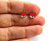 Lil' Foxes, Post Earrings - kteediid