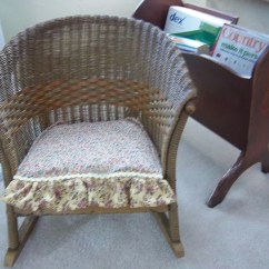 Antique Wicker Chairs West Elm Crosby Chair Lloyd Loom Childs Rocking