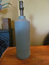Items similar to 1964 C.N. Burman Company Lamp on Etsy