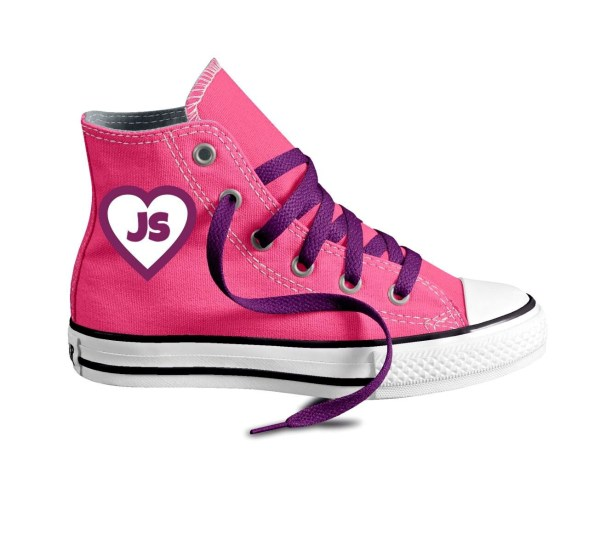 Personalized Basketball Custom Chuck Taylor Converse Youth