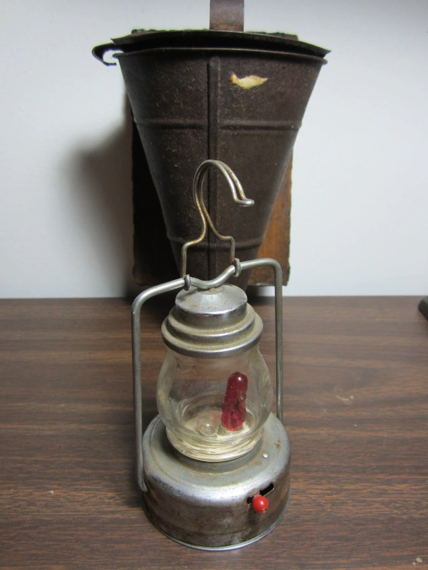 Vintage Battery Operated Lantern Reserved