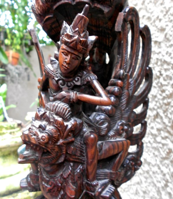 Balinese Wood Carving Vintage Indonesian Funkandmorevintage