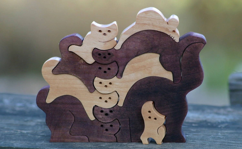 Jigsaw Woodworking Patterns Plans