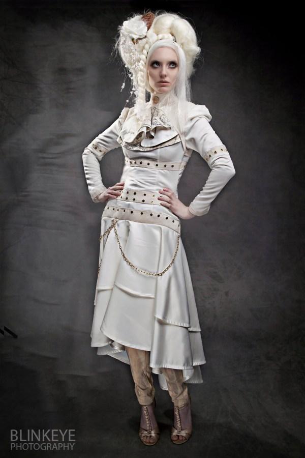 Dress Minerva Steampunk Art Nouveau Rosieshouseofsteam