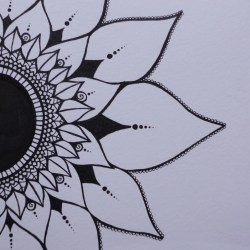 Simple Sunflowers Drawing Gardening Flower And Vegetables