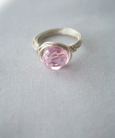 PINK Glory Ring