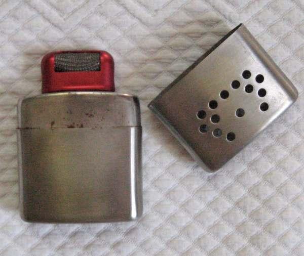 Vintage Lighter And Hand Warmer Jon- 1950s