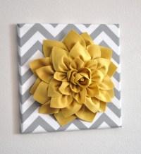 3d Flower Wall Art - popular items for 3d wall flower on ...