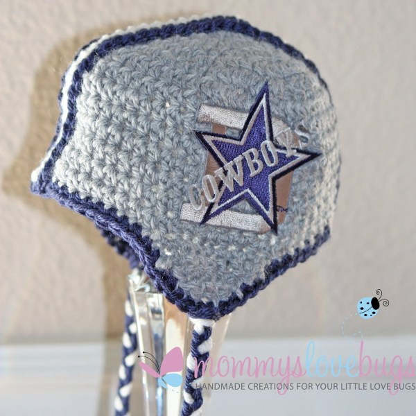 Crochet Baby Hat Football Helmet Year Of Clean Water