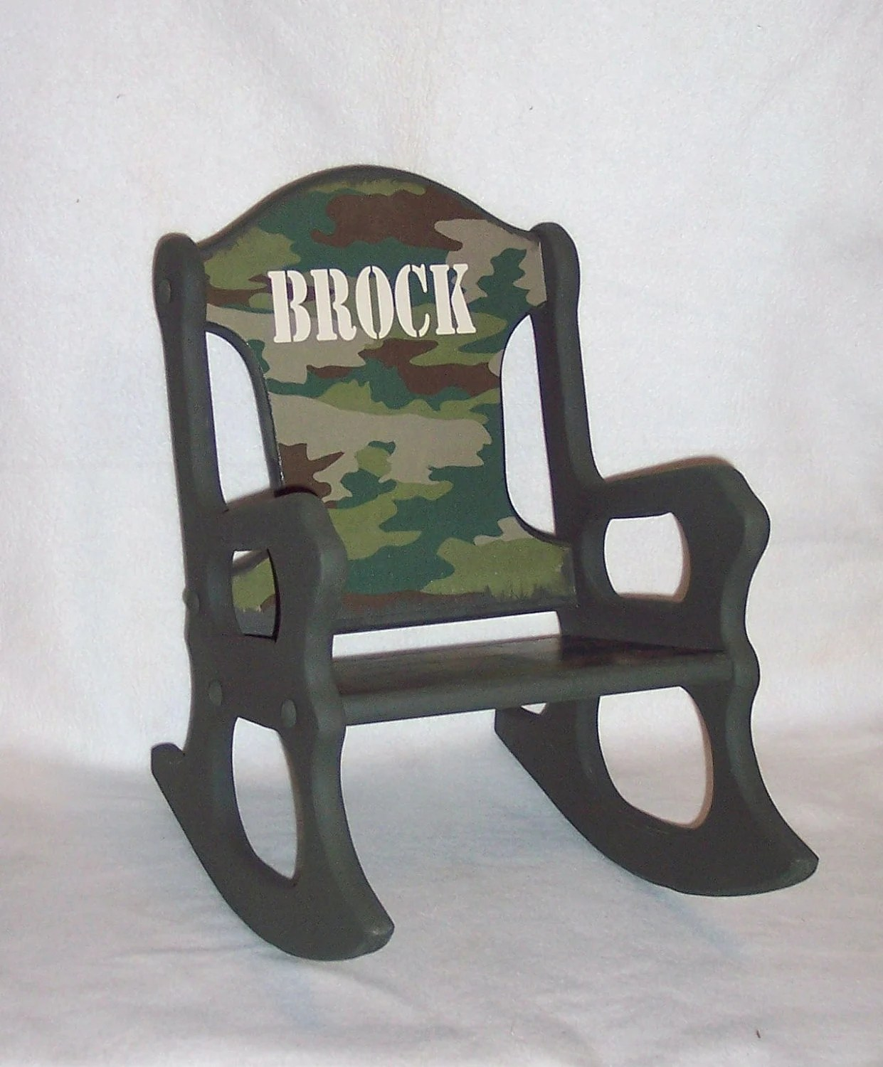 Toddler Rocker Chair Child 39s Rocking Chair Camo Toddler