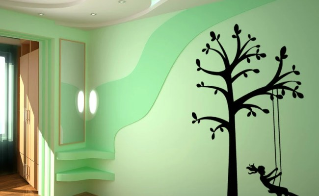 Vinyl Wall Decal Sticker Bonsai Tree 2 Ac150b By Stickerbrand