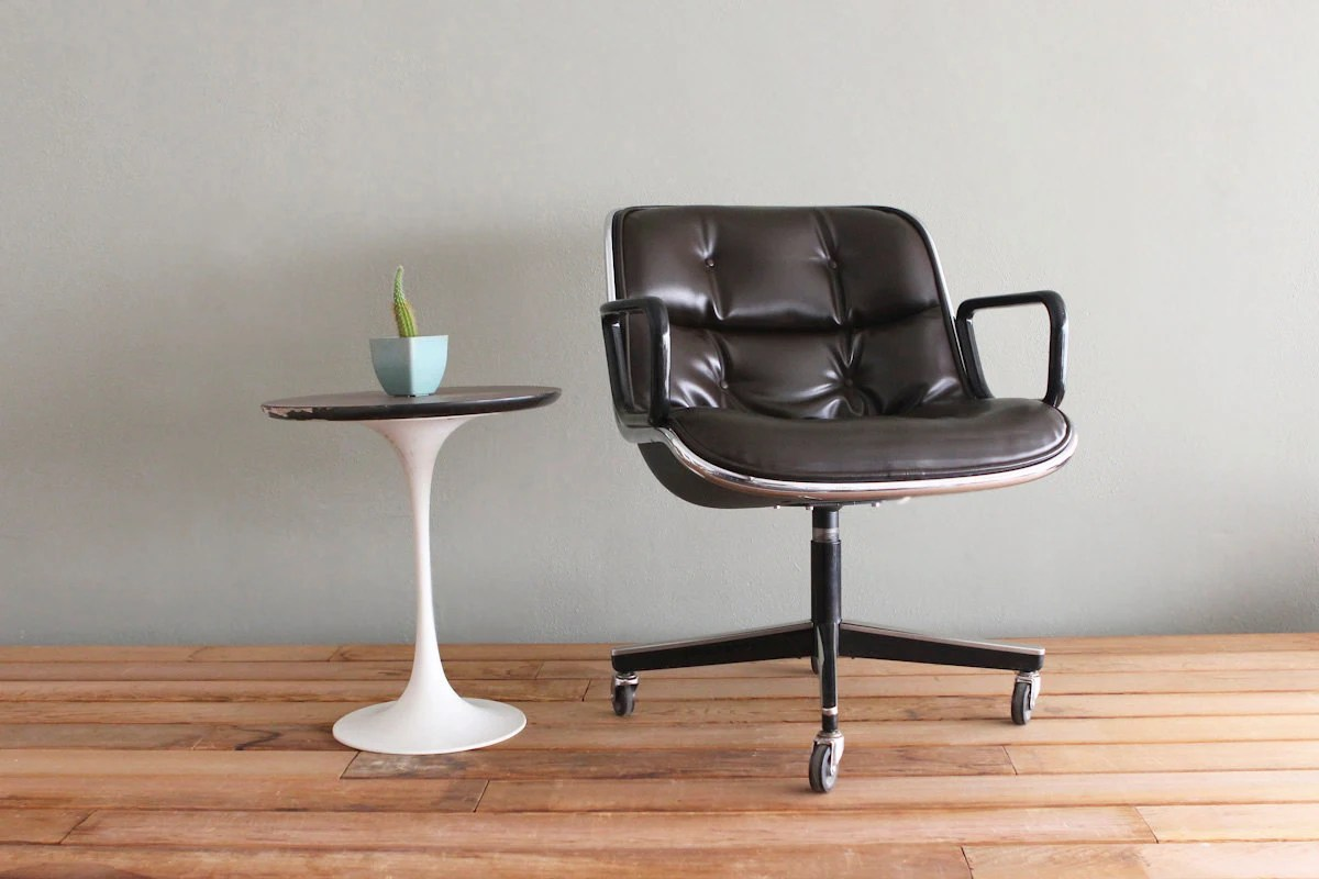 pollock executive chair replica modern slipper eames lounge copies worth it page 25 styleforum img