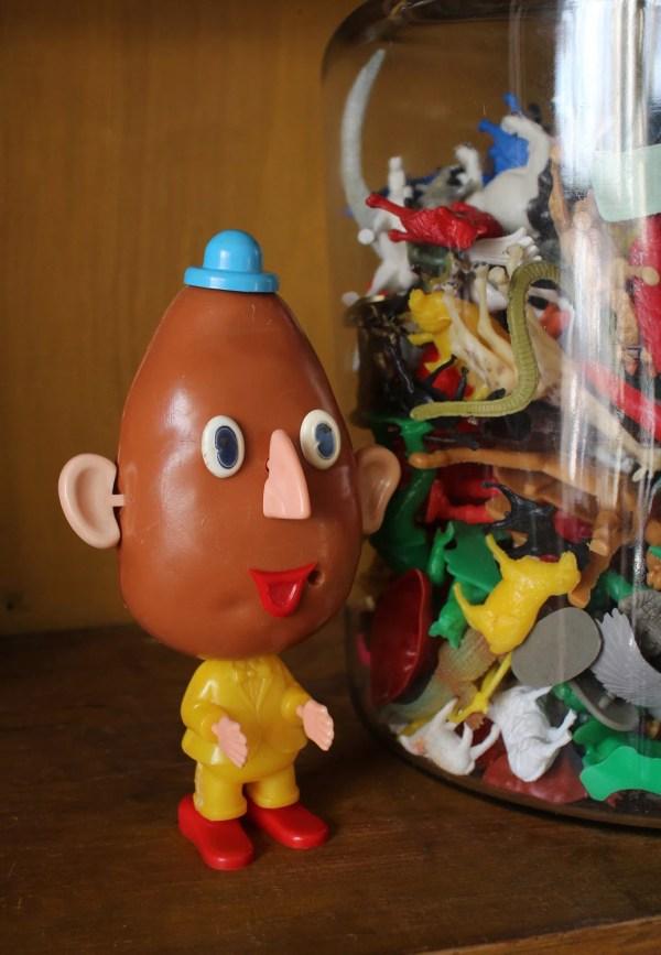 Original . Potato Head 1960 Hasbro Toy Theorangehorse