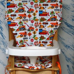 Graco Blossom High Chair Cover Replacement Star Wars Chairs Eddie Bauer/jenny Lind