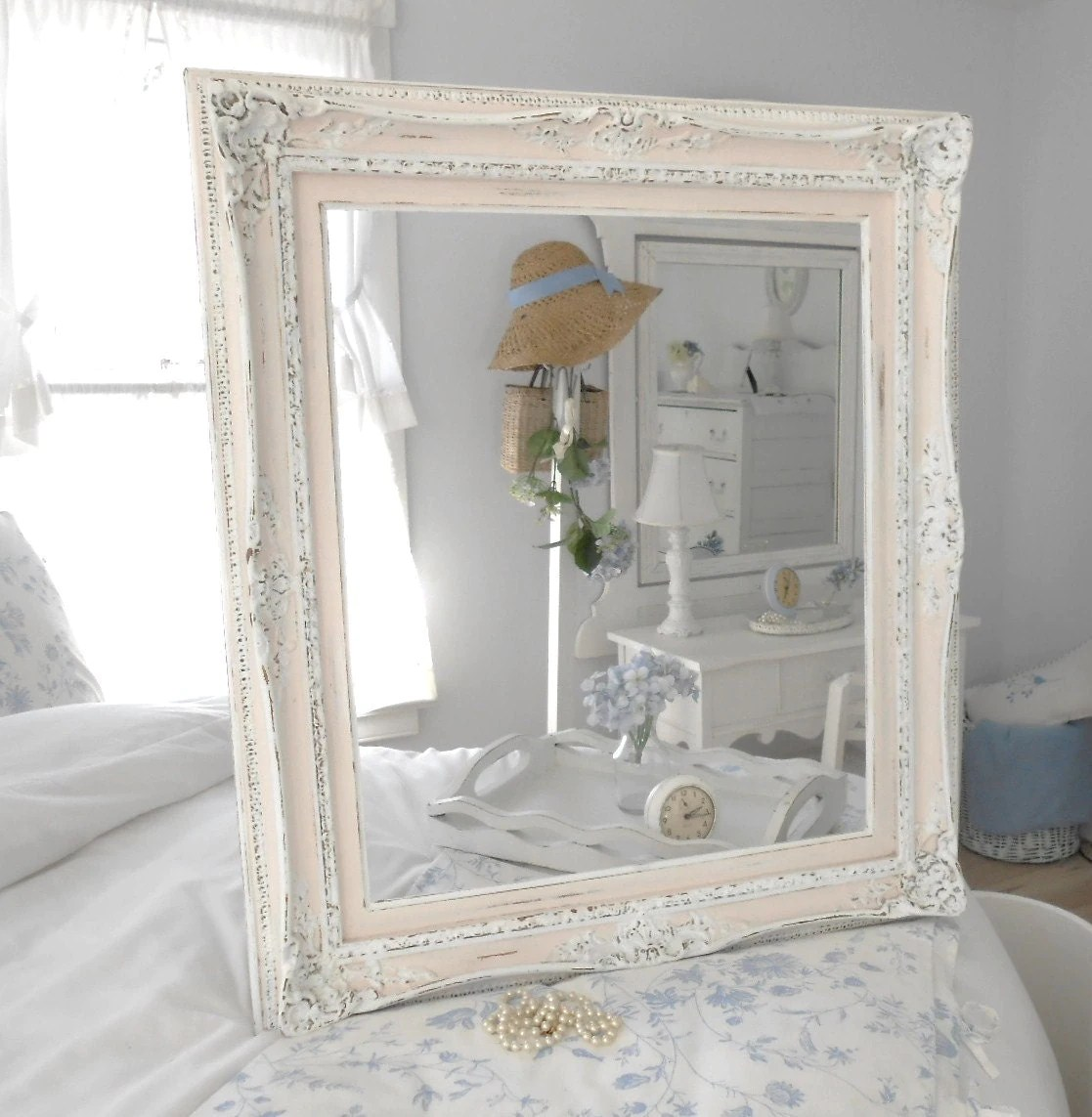 Romantic And Vintage Shabby Chic Decor Ideas