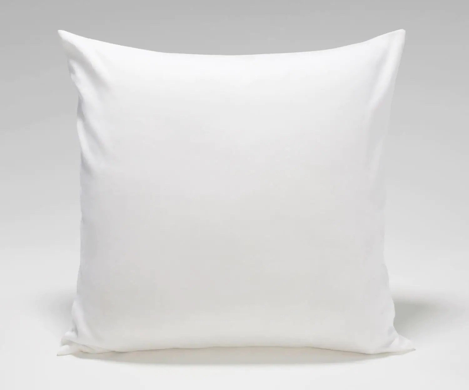 Solid White Cotton Pillow Cover In 3 Sizes BESTSELLER