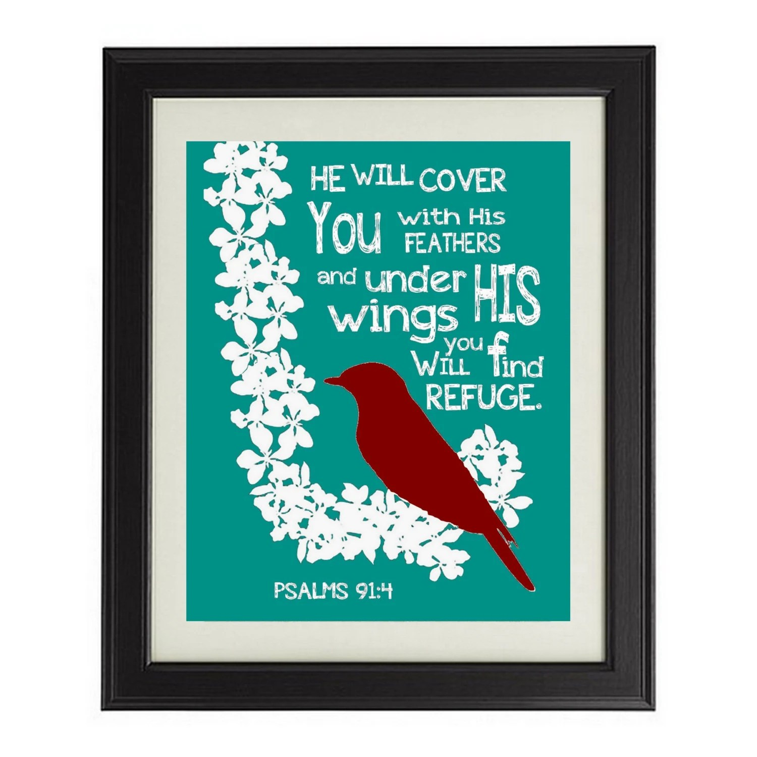 Bible Verses For The Home Decor